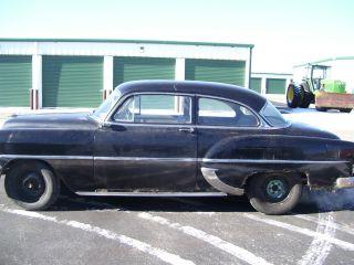 1954 Chevy 2 Door Coupe photo