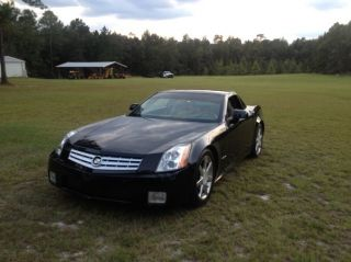 2004 Cadillac Xlr Base Convertible 2 - Door 4.  6l photo
