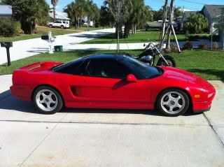 1992 Acura Nsx photo