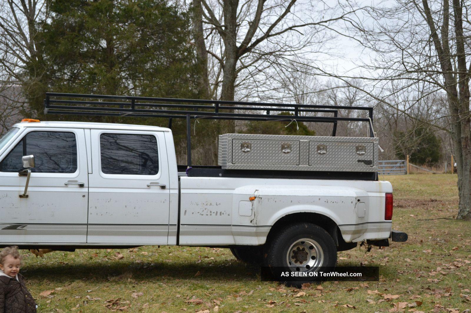 1997 ford f 350 dually xlt cab 7 3l diesel truck. Black Bedroom Furniture Sets. Home Design Ideas
