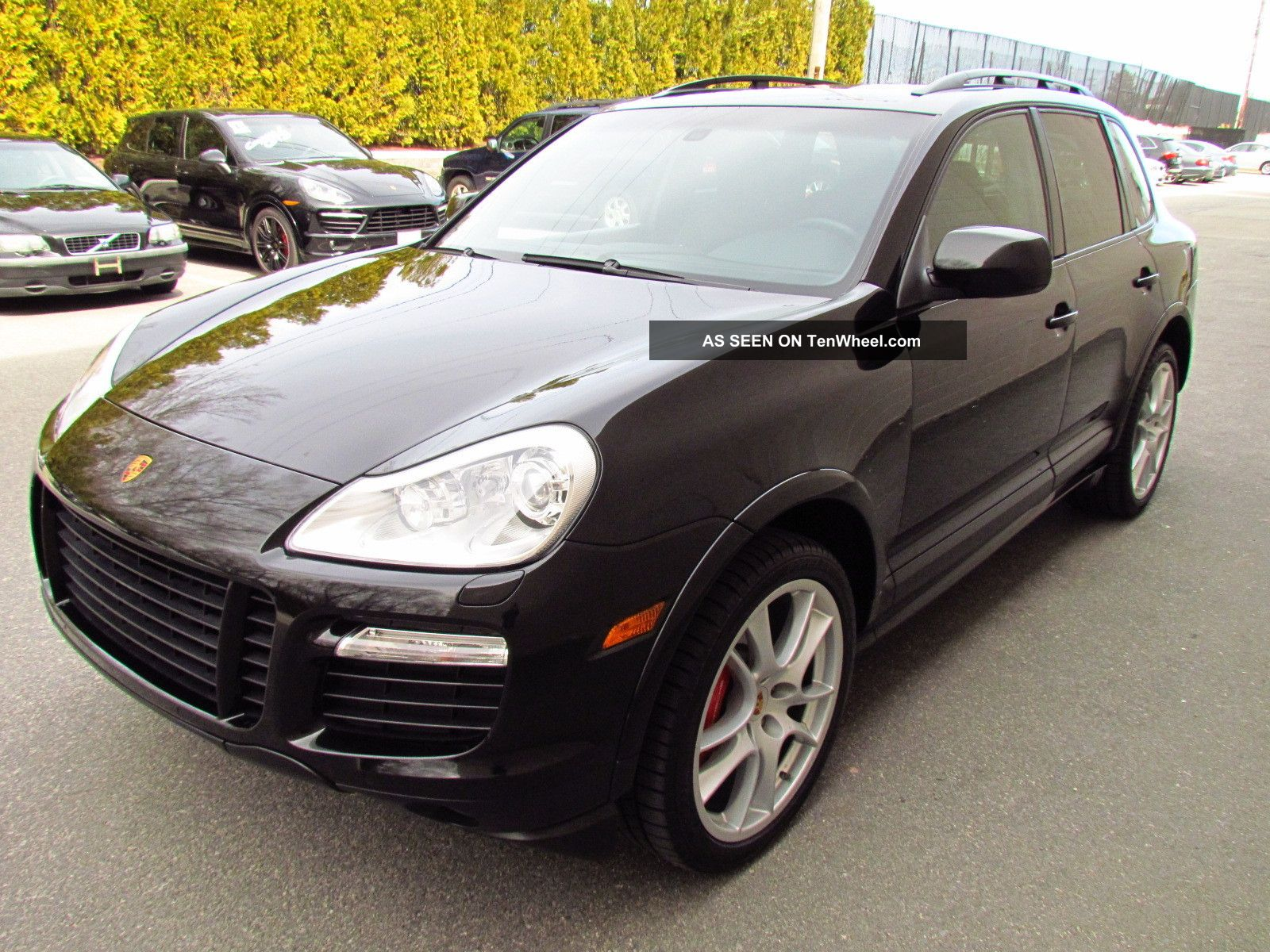 2009 porsche cayenne gts sport utility 4 door 4 8l. Black Bedroom Furniture Sets. Home Design Ideas