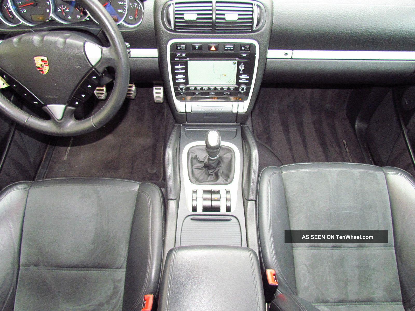 2009 Porsche Cayenne Gts Sport Utility 4 - Door 4.  8l Cayenne photo