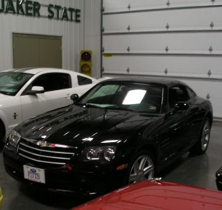 2006 Chrysler Crossfire Coupe photo