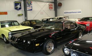 1979 Pontiac Trans Am Firebird 400 V8 Ws6 Numbers Matching photo