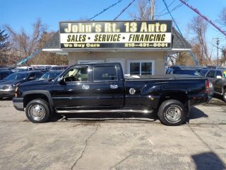 2007 Chevrolet Silverado 3500 Classic Drw Lt photo