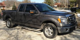 2010 Ford F - 150 Xlt Extended Cab Pickup 4 - Door 4.  6l photo