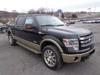 2013 F - 150 4x4 Supercrew King Ranch 3.  5 Ecoboost photo