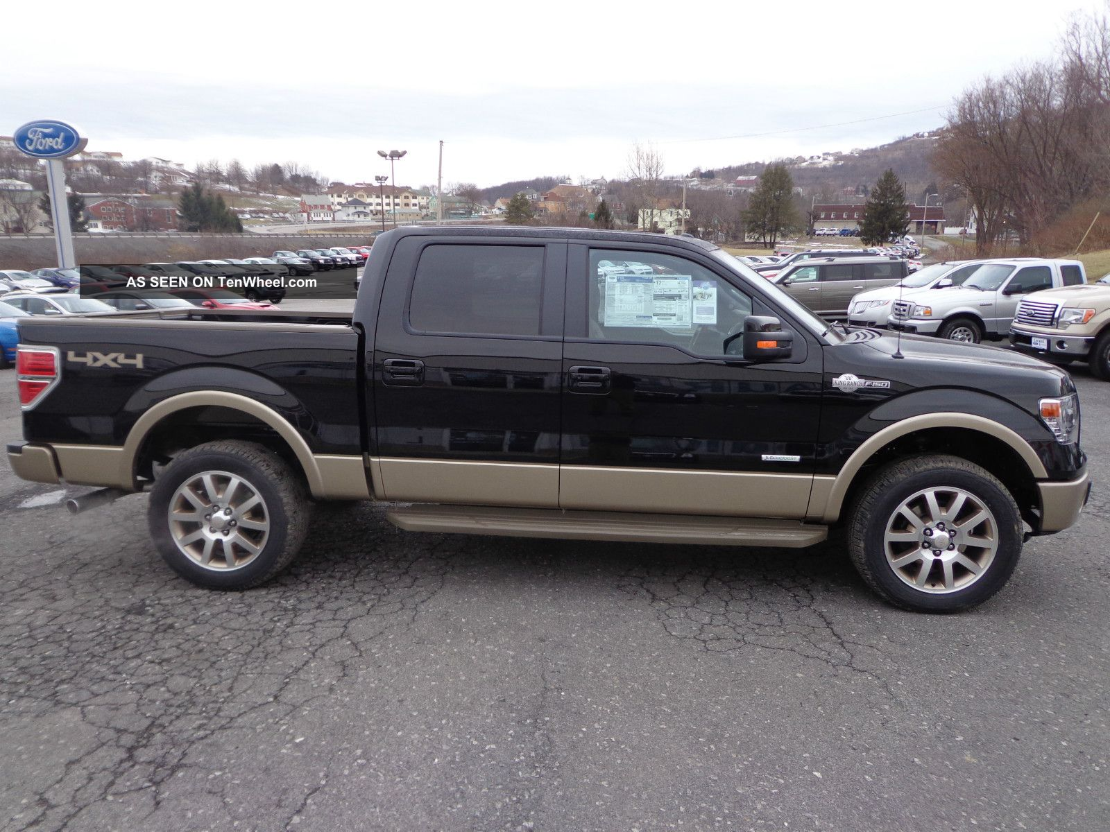 2013 ford f 150 king ranch with lift kit for sale in ny autos post. Black Bedroom Furniture Sets. Home Design Ideas