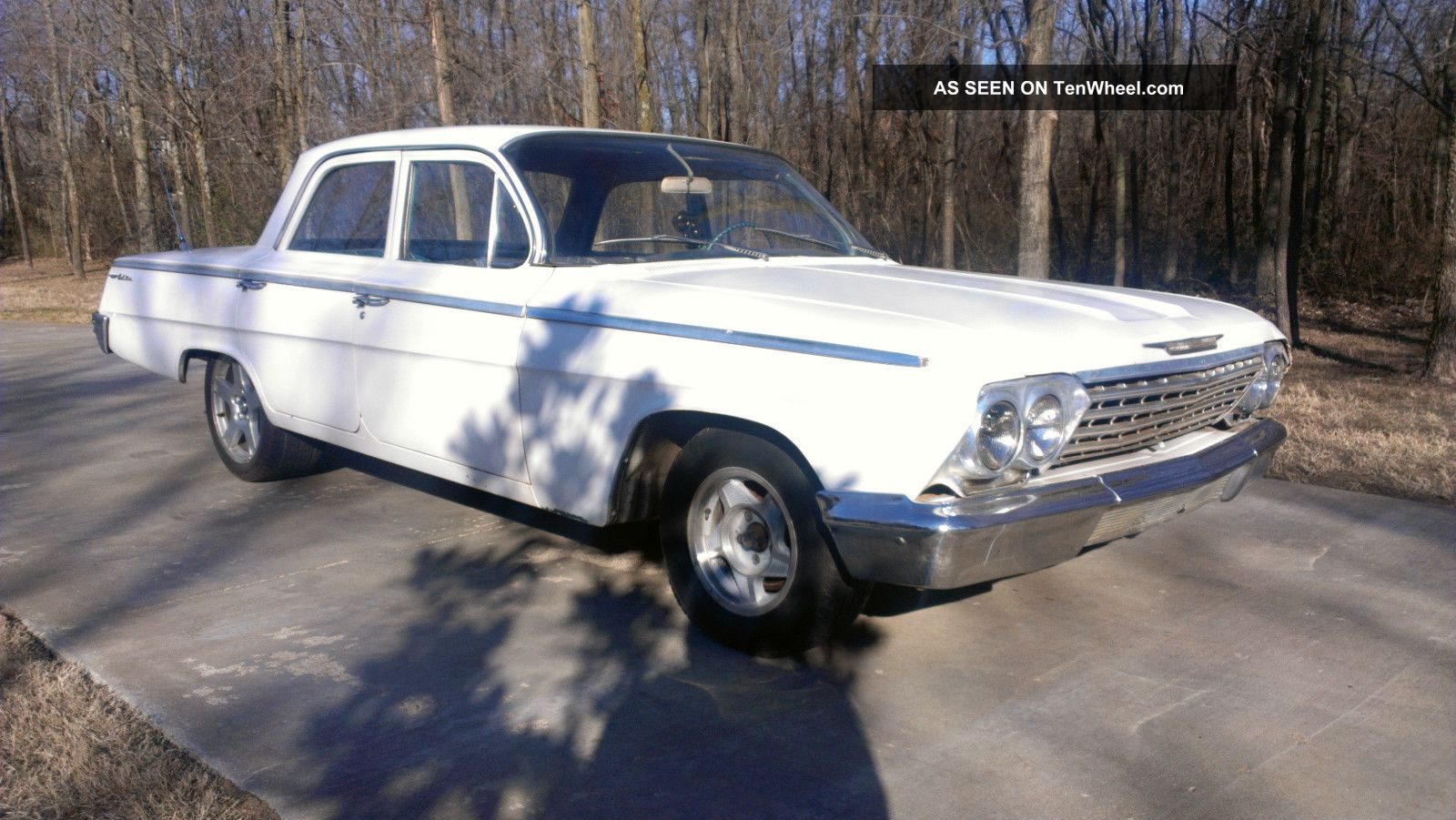 1962 Chevrolet Belair 4dr L@@k Bel Air/150/210 photo