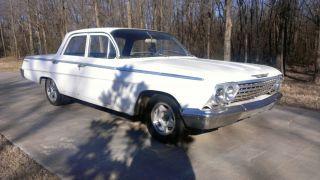 1962 Chevrolet Belair 4dr L@@k photo