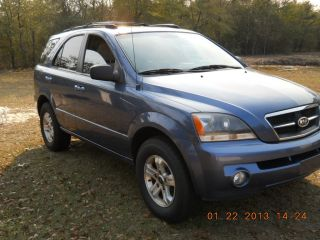 2005 Kia Sorento Ex Sport Utility 4 - Door 3.  5l photo