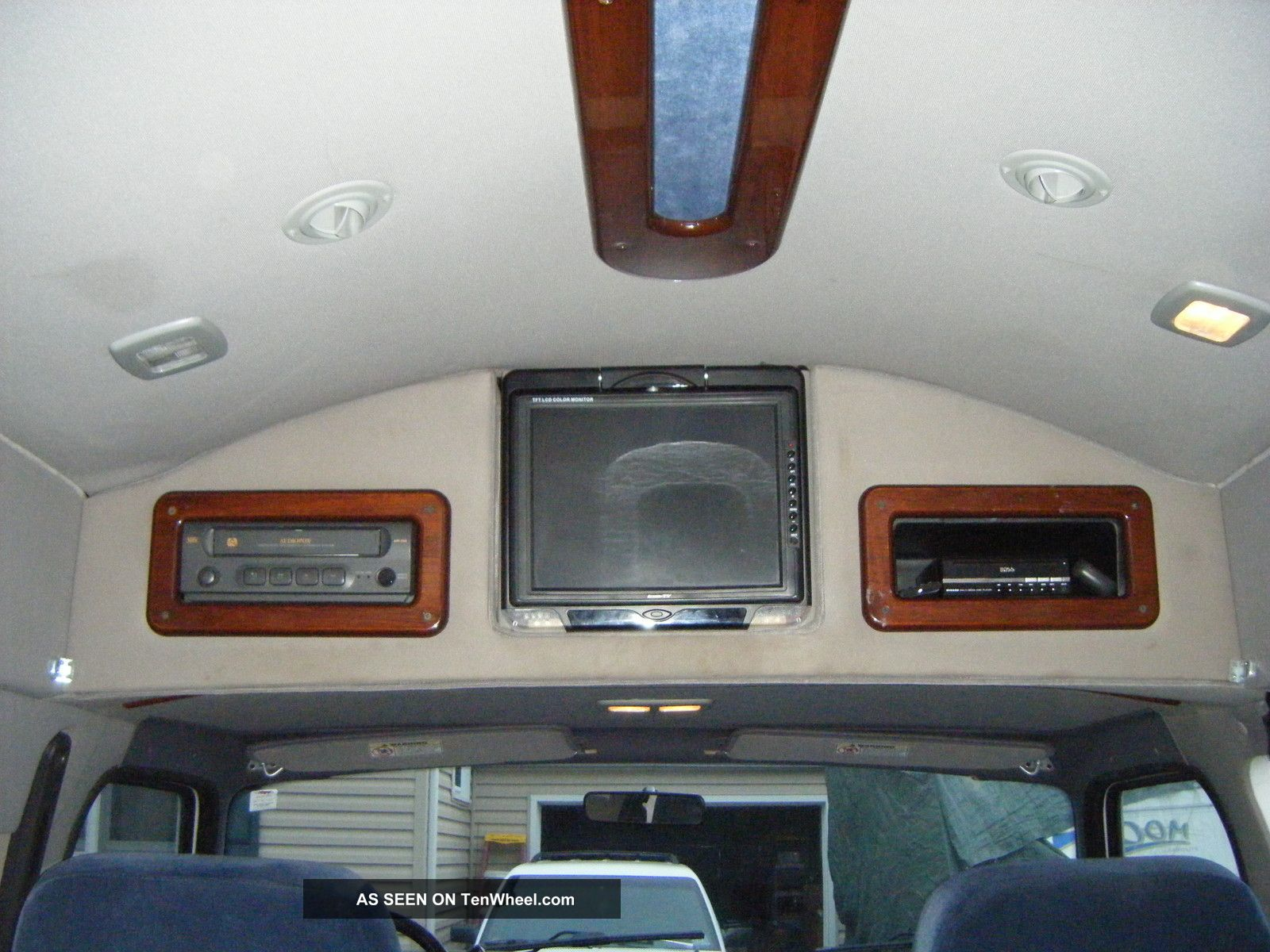 2000 Dodge Conversion Van High Top