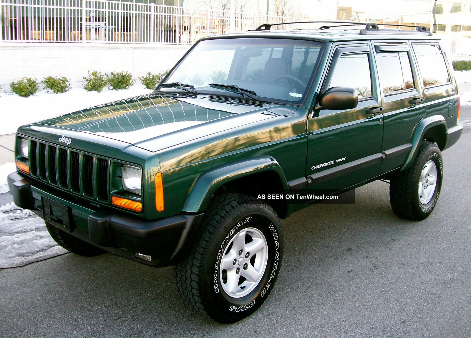 2001 jeep cherokee 4x4 sport 4 0 lifted service records. Cars Review. Best American Auto & Cars Review