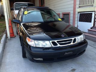 2000 Saab 9 / 5 Aero Stationwagon photo