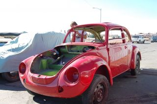 1975 Beetle With A photo