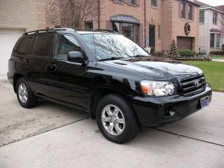 2006 Toyota Highlander Sport Suv 4 - Door,  V6,  Seats 7 Passengers, photo