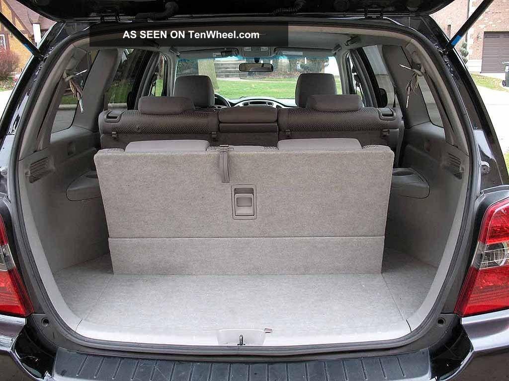 2006 Toyota Highlander Sport Suv 4 Door V6 Seats 7