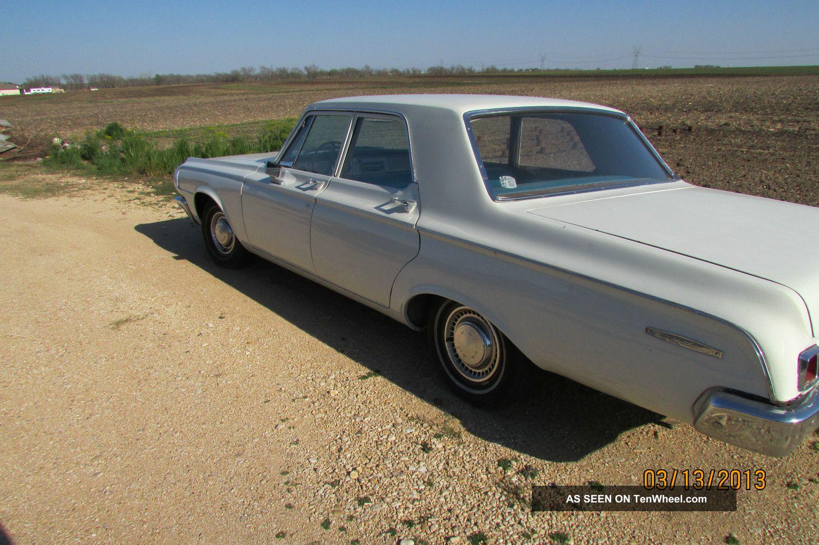 1964 Dodge Custom 300 Other photo