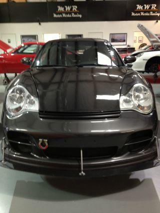 2002 Porsche 911 Gt2 photo