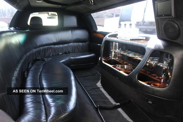 2005 lincoln krystal stretch limousine 8 passenger. Black Bedroom Furniture Sets. Home Design Ideas