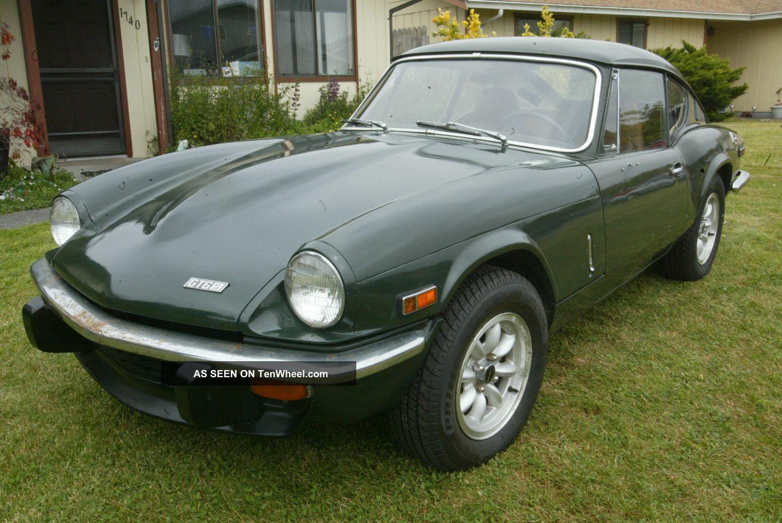 1971 Triumph Gt6 Mk3