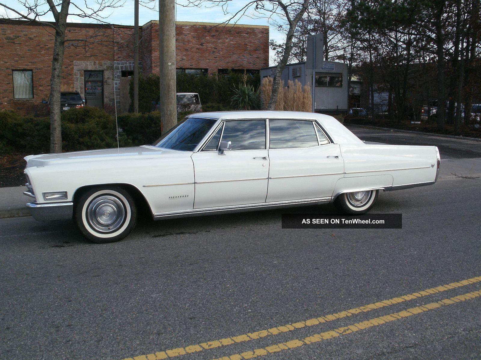 1968 Cadillac Fleetwood 4 Dr