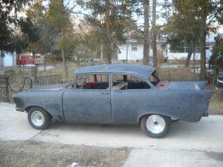 1957 Chevy 210 2 Door Sedan photo