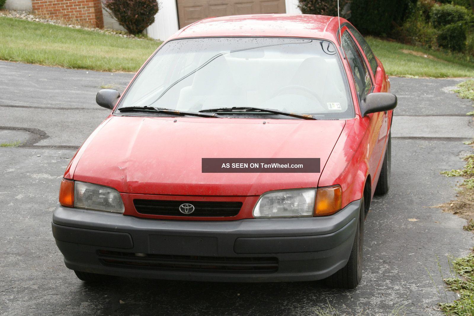 1996 toyota tercel 35 mpg automatic needs engine work tenwheel
