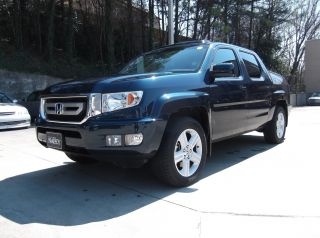 2011 Honda Ridgeline Rtl Crew Cab Pickup 4 - Door 3.  5l photo