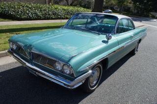 1961 ' Jadestone Green Metallic ' With Matching Tri - Color Blue Interior photo