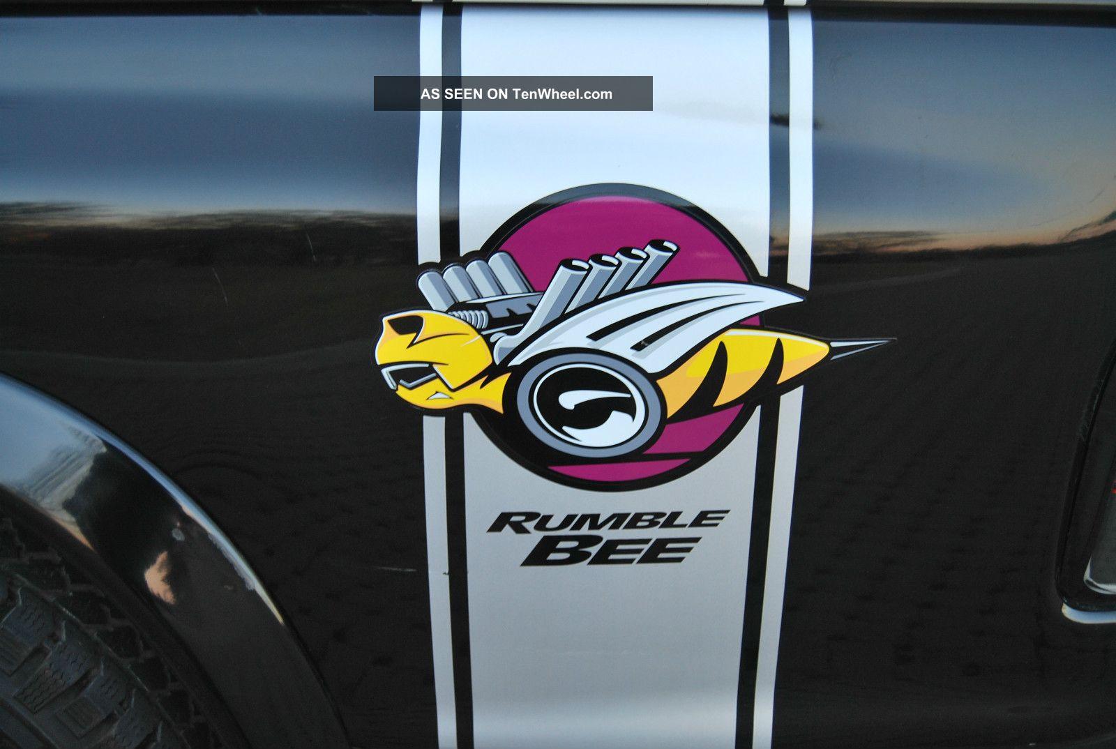 Dodge Dakota Extended Black Out Rumble Bee Custom Suspention Exhaust Lgw on 2002 Dodge Dakota Custom