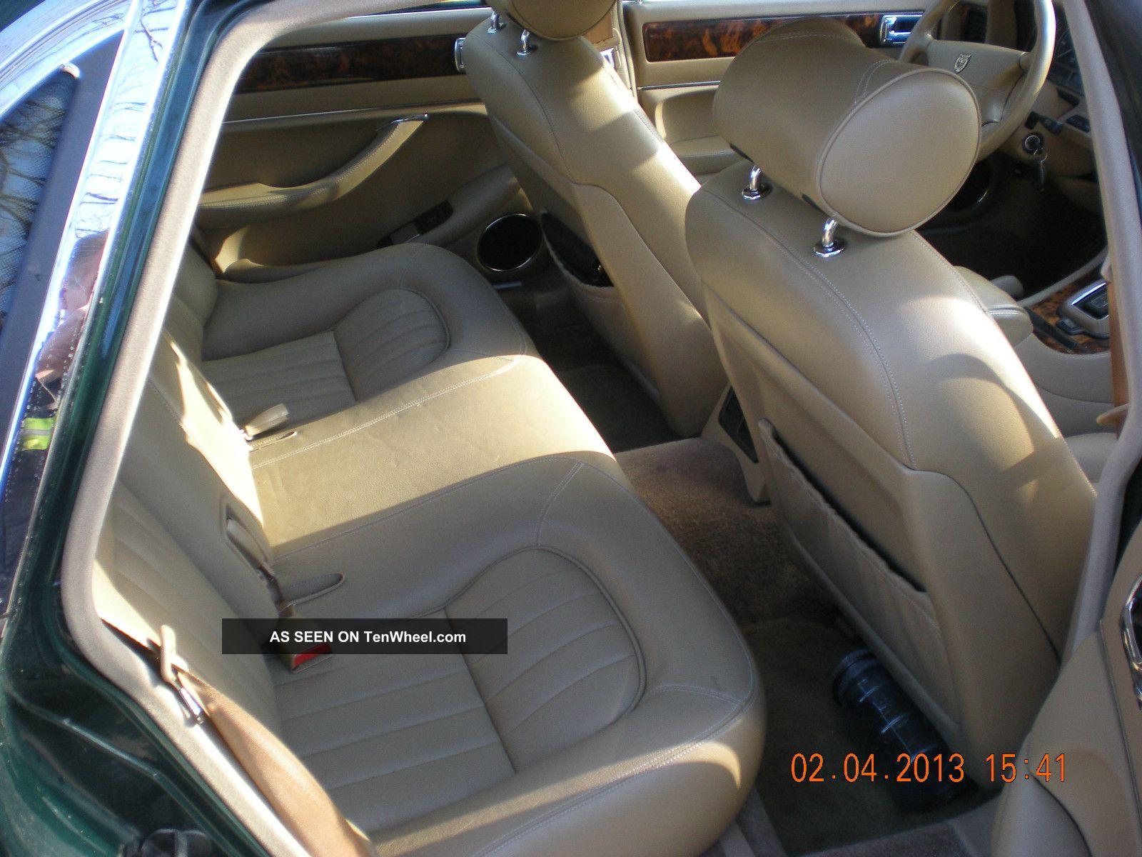 1996 Jaguar Xj6 Base Sedan 4 Door 4 0l