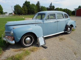 1941 Chrysler Royal 4 Door Six Cylinder photo