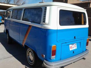 1977 Volkswagen Bus photo
