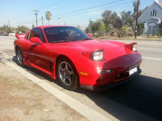 1993 Mazda Rx - 7 Base Coupe 2 - Door 1.  3l photo