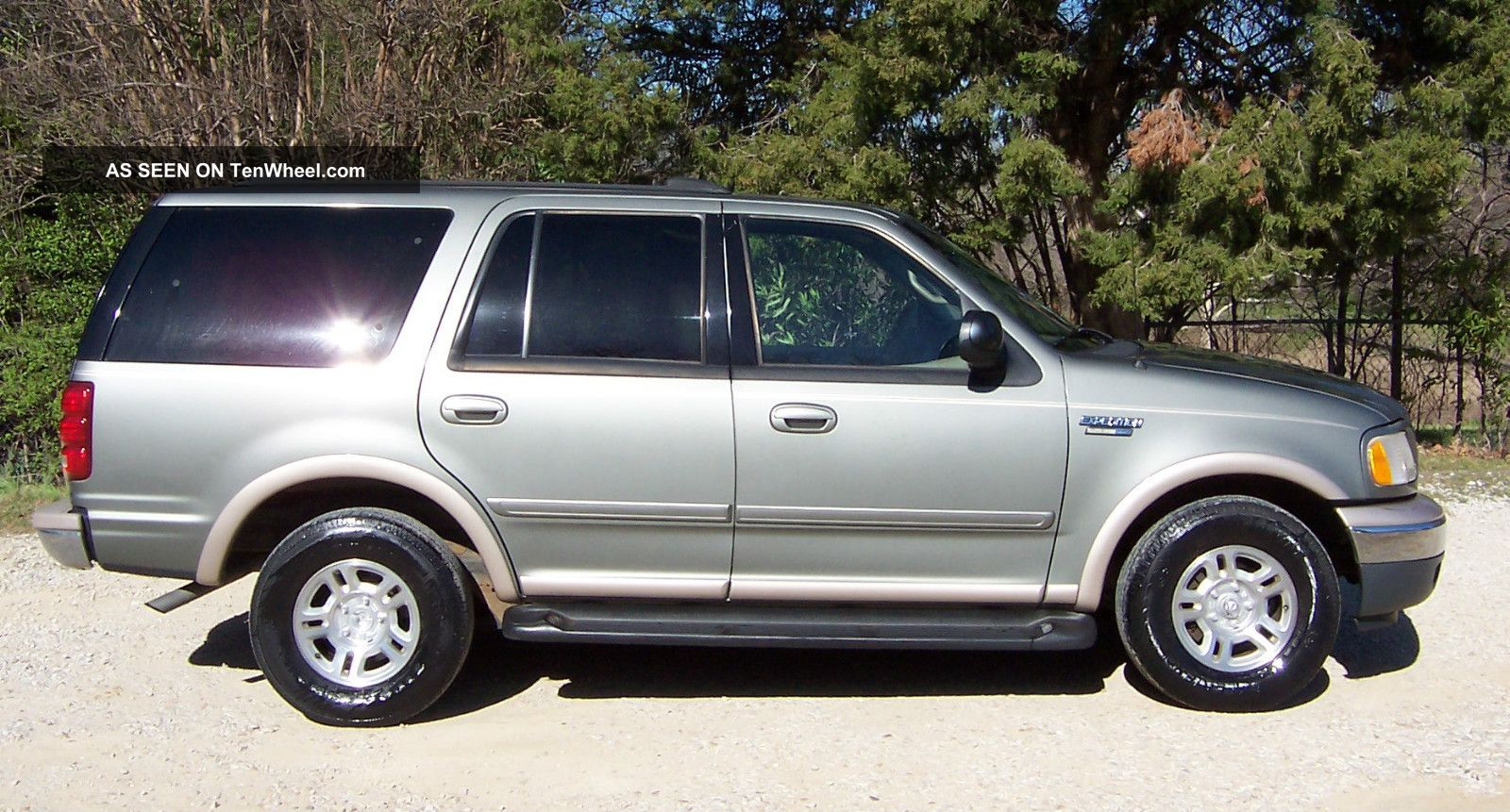 1999 ford expedition eddie bauer edition very and runs. Black Bedroom Furniture Sets. Home Design Ideas