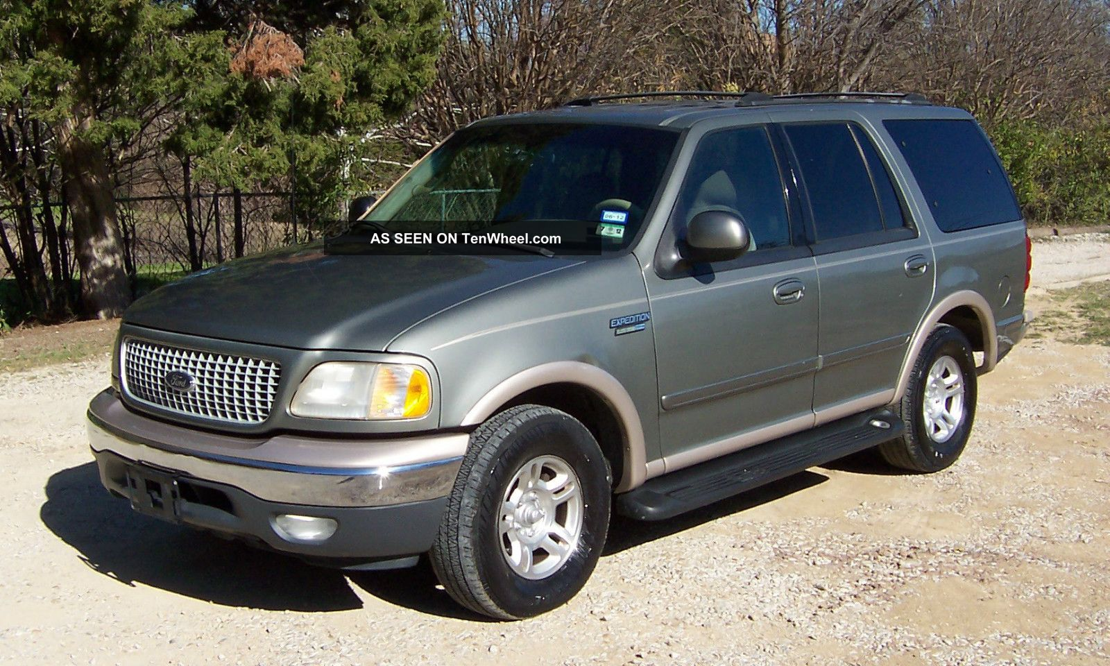 1999 eddie bauer ford expedition specs. Black Bedroom Furniture Sets. Home Design Ideas