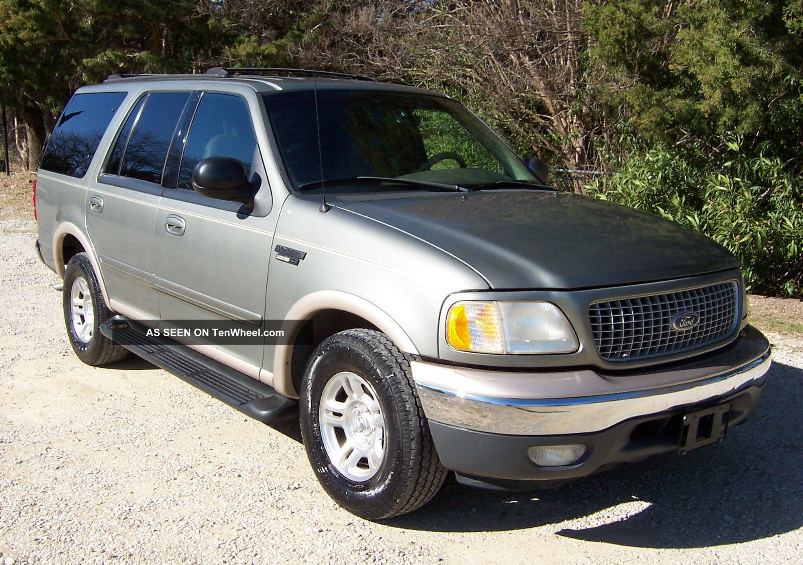 1999 ford expedition eddie bauer edition specs. Black Bedroom Furniture Sets. Home Design Ideas