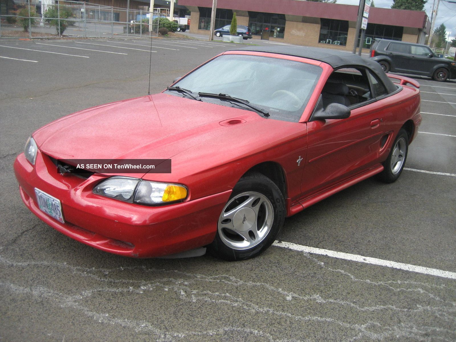 Mustang Convertible Lgw on 1996 Dodge Trucks Seats