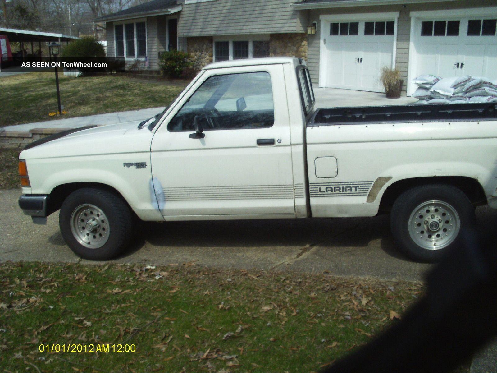 1990 ford ranger xlt lariat 6 cyl auto ac