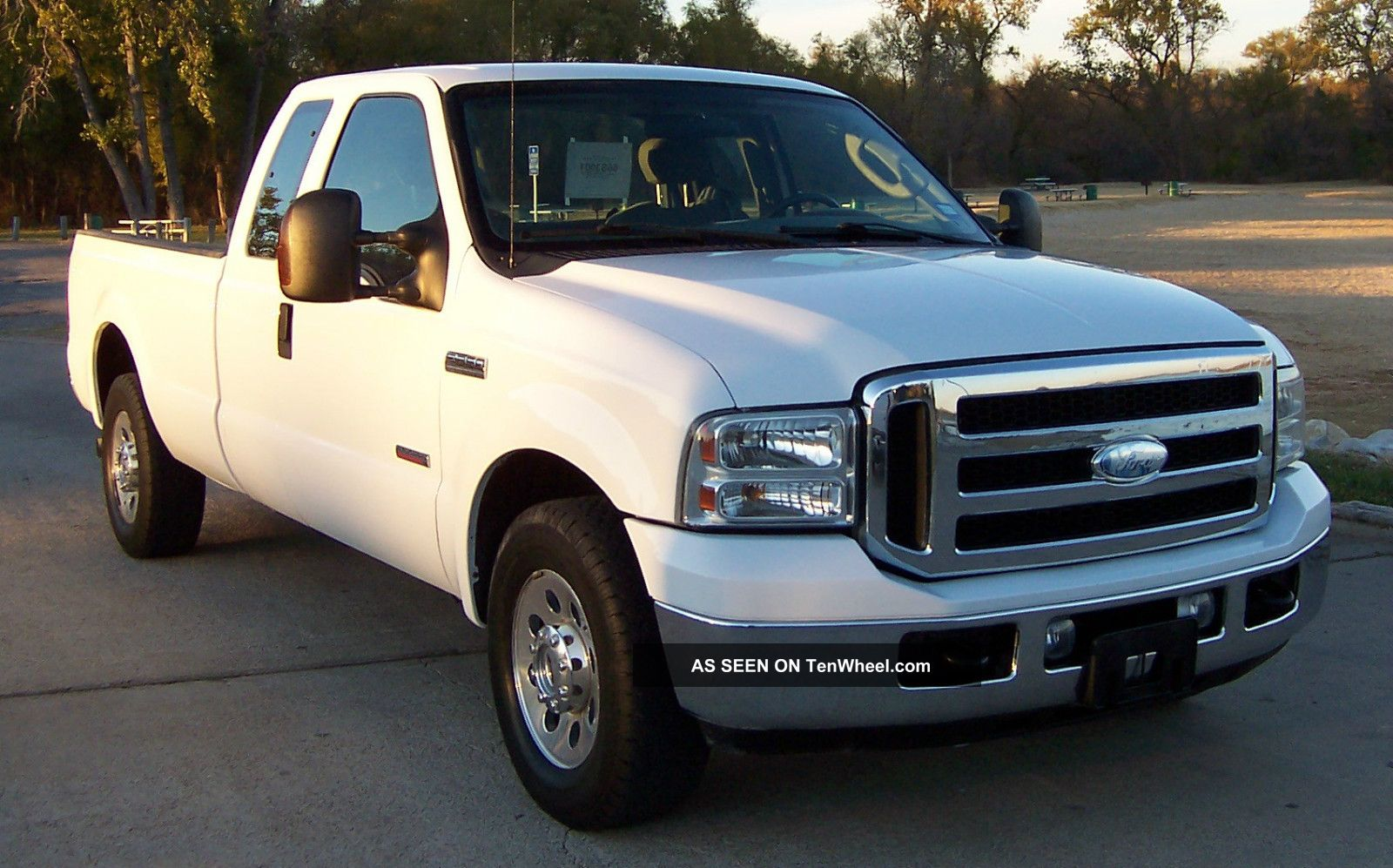 2007 ford f250 xlt duty cab with 6 0 liter power stroke turbo diesel. Black Bedroom Furniture Sets. Home Design Ideas