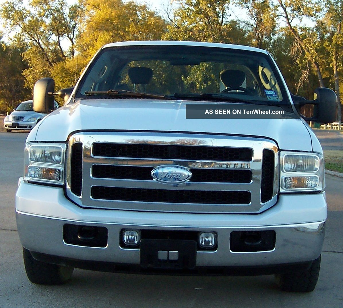 2007 Ford F250 Xlt Duty Cab With 6. 0 Liter Power Stroke