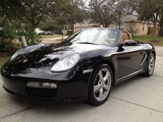 2008 Porsche Boxster Convertible Garage Kept photo