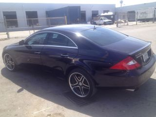 2006 Mercedes - Benz Cls500 photo