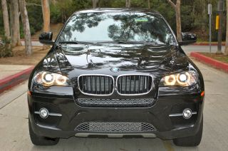 2011 Bmw X6 Xdrive35i Sport Utility 4 - Door 3.  0l photo
