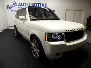 2011 Range Rover Supercharged photo