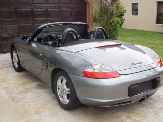 2003 Porsche Boxster Roadster Convertible 2 - Door 2.  7l photo