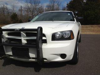 2009 Hemi Police Charger Car photo