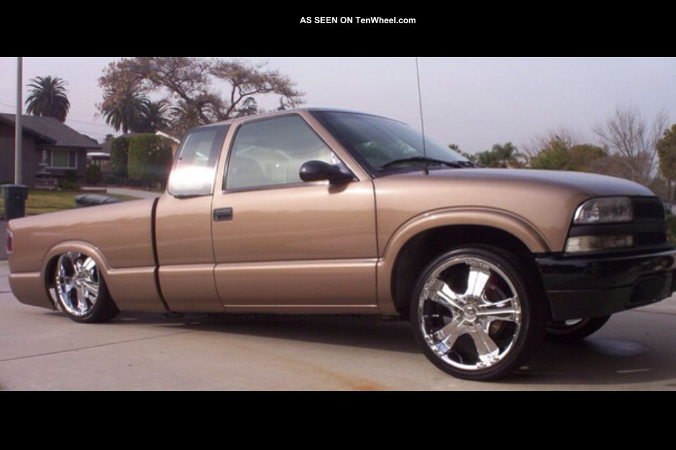 2003 chevy s10 ext cab 2 2 airbag suspension. Black Bedroom Furniture Sets. Home Design Ideas