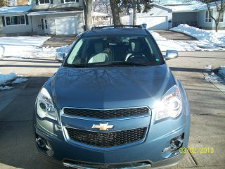 2011 Chevrolet Equinox Ltz Sport Utility 4 - Door 2.  4l photo